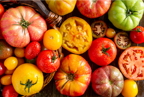 GIY allows you to grow heirloom varieties that are rare, more pest resistant and non-GMO