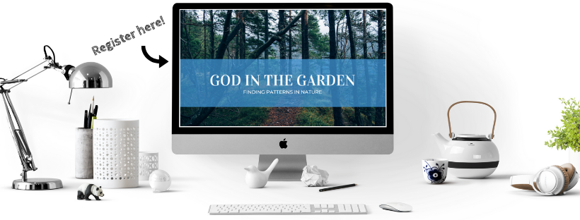 God in the garden webinar